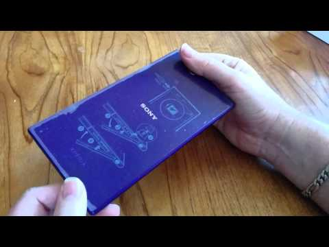 Sony Xperia Z ultra unboxing IFA