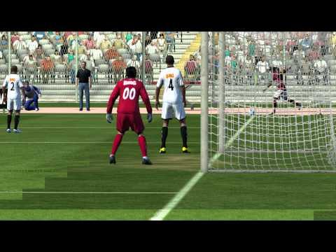 Pega golero, gol olimpico (fifa 11)