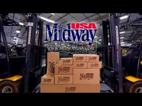 MidwayUSA Commercial - Nitro Express Shipping – Super-Fast, Low-Cost