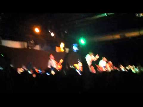 Sleeping With Sirens - Do It Now, Remember It Later Rocketown 2012 video