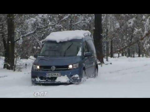 Test VW Caddy 2 0 TDI 4Motion