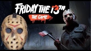 FRIDAY 13TH LIVE GAMEPLAY ||GIRL GAMER  FACECAM || w/ Subs