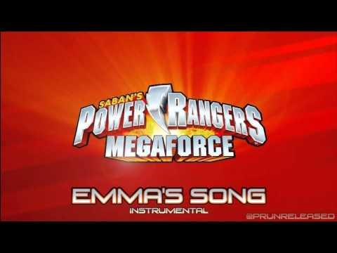 Power Rangers Megaforce - Unreleased Music: 11 Emmas Song (Instrumental...