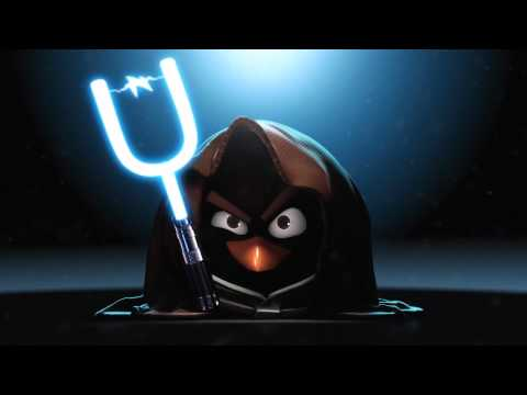 Angry Birds: Star Wars — Teaser Trailer