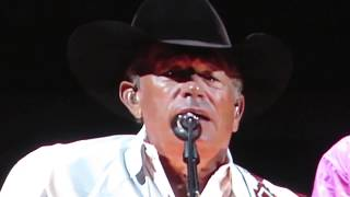 George Strait - Baby's Gotten Good At Goodbye/2017/Las Vegas, NV/T-Mobile Arena July 2017