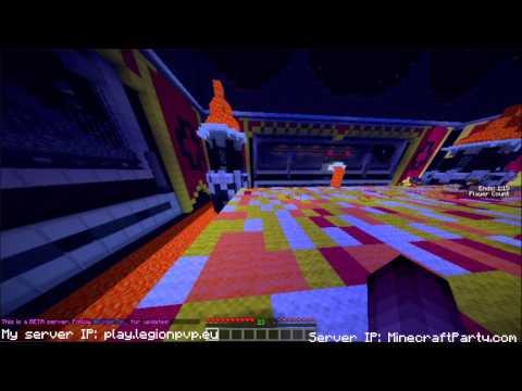 Minecraft: MinecraftParty [1.6.4 Server][Mini-Games][Fun]