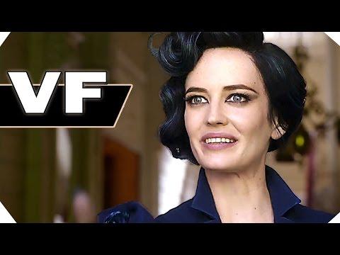 MISS PEREGRINE Bande Annonce VF (TIM BURTON - 2016) streaming vf
