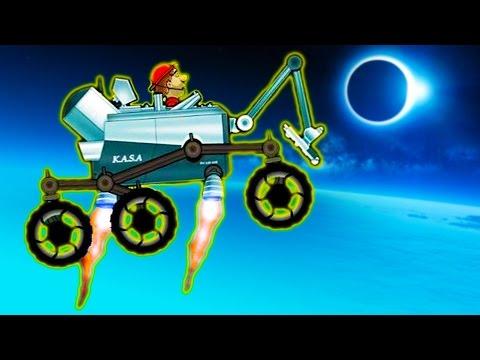 #4 Игра для андройд как мультик про машинки, много машинок для детей пожарная машина, луноход, джип