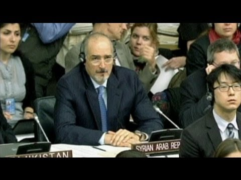 UNHRC denounces Syria authorities for violent crackdown