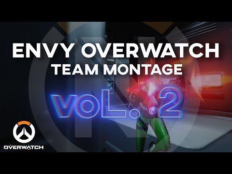 EnVy Overwatch - Team Montage VOL. 2