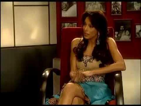 Tennis Sensation Sania Mirza Talks To Sexy Pooja Bedi Ii video