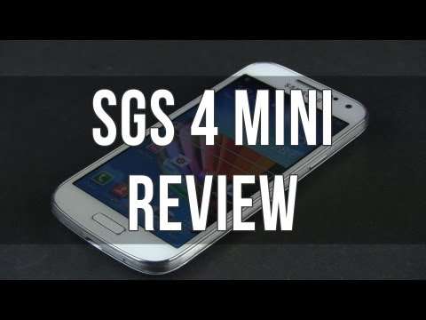 Samsung Galaxy S4 Mini review - all features explained