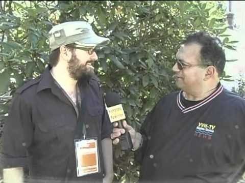 Ed Gass-donnelly Director small Town Murder Songs Interview At The Hiff On Vvh-tv video