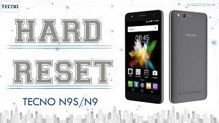Hard Reset TECNO N9S/N9