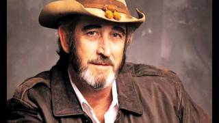 Watch Don Williams Restless video