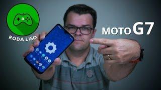 Moto G7 é bom para jogos? - Roda Liso