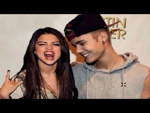Justin Bieber and Selena Gomez Cute Moments