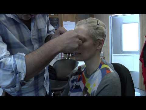 SNOWPIERCER - Tilda Swinton & The Making of Minister Mason