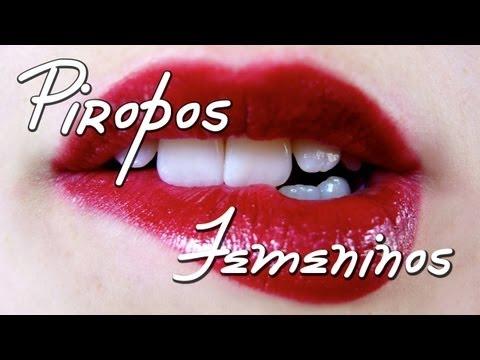 PIROPOS... FEMENINOS