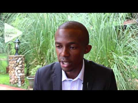 Joel Macharia on his start-up Abacus that will allow Kenyans to trade shares online