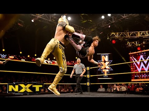 Lucha Dragons vs. Wesley Blake & Buddy Murphy – NXT Tag Team Title M...