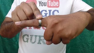 Ring And Finger Magic Tricks To Impress Your Friends