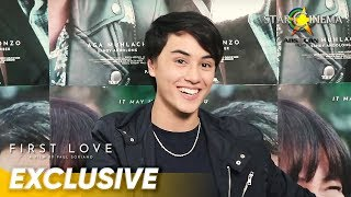 Game of Firsts | First Love | Edward Barber