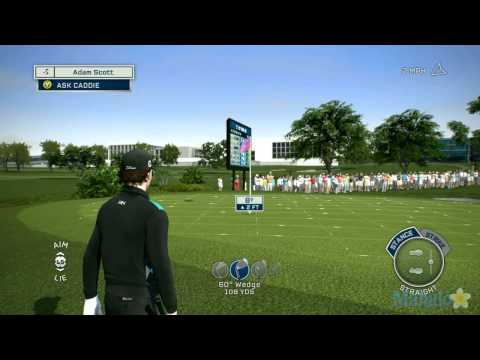 Tiger Woods 13: Adam Scott @ Torrey Pines (Back 9)