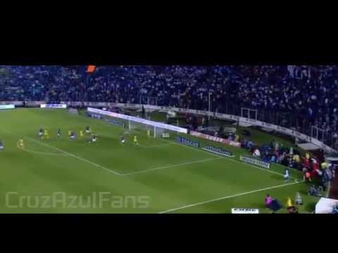 Cruz Azul VS America [1-0] [Final IDA, Clausura 2013] [23/05/13]