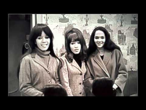 The Ronettes - Be My Baby  - Stereo Music Videos
