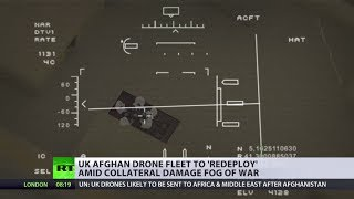 Unmanned Menace  UK to redeploy Afghan drone fleet to Africa  (Middle East)  3/12/14