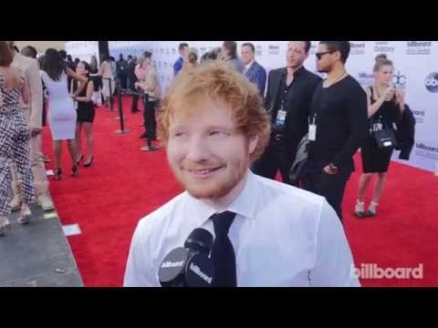 Ed Sheeran: Billboard Music Awards Red Carpet 2015