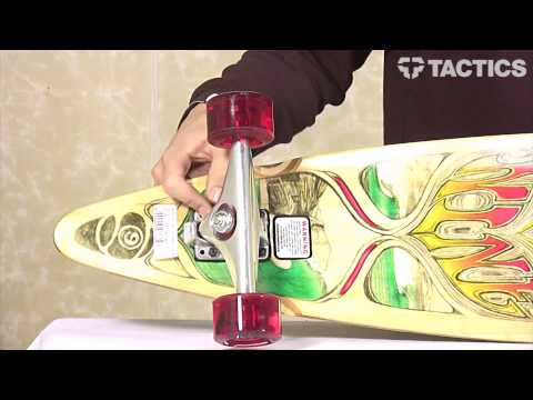 Sector 9 Peru 44 Inch Complete Longboard Review - Tactics.com.mp4