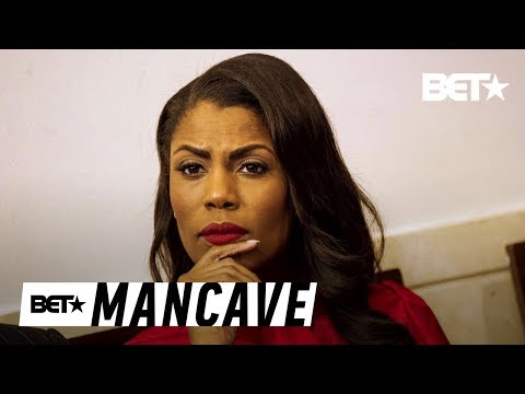 Why We're Tired Of Omarosa's Antics | BET's Mancave