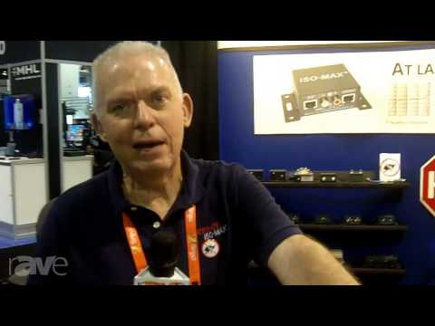 CEDIA 2013: ISO-MAX Details its Low Distortion Cat-5 Audio Baluns