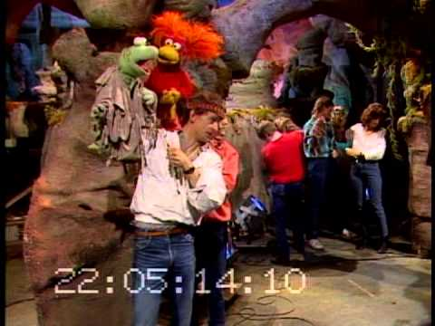Behind The Scenes Inspector Red Fraggle Rock The Jim