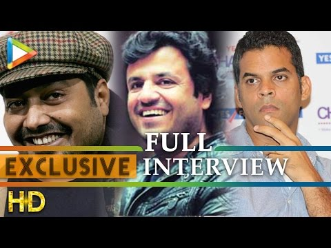Anurag Kashyap | Vikas | Vikramaditya Exclusive Interview On Hunterrr | Bombay Velvet | Aamir Khan