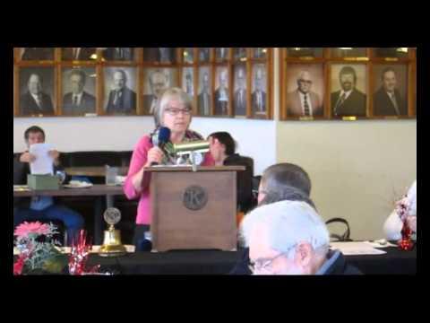 Kiwanis Club of Corvallis Eileen Marma Benton County Health Corvallistidbits.com