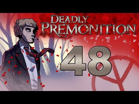 Misc Computer Games - Deadly Premonition - Life Is Beautiful