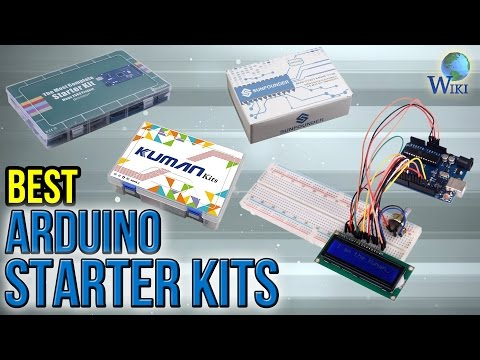 9 Best Arduino Starter Kits 2017