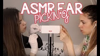 Ultimate Ear Picking ASMR Compilation - Twins