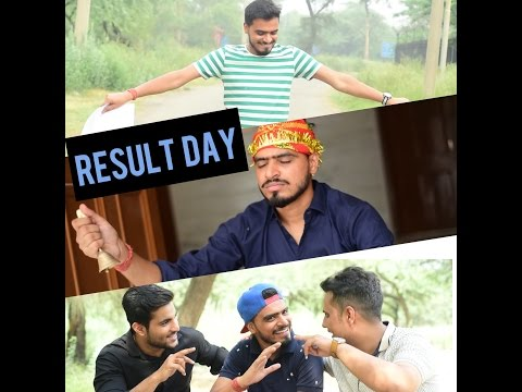 Types Of People On Result Day