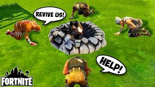 EPIC NEW CAMPFIRE TROLL - Fortnite Funny Fails and WTF Moments! #72 (Daily Moments)
