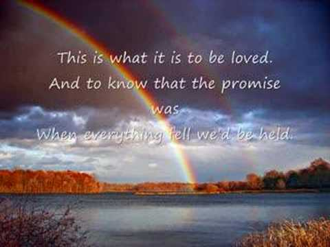 Natalie Grant-Held-lyrics video