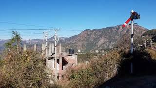 KALKA SHIMLA Toy Train Journey (PART 8), Mountain Railways of India Video in 4k ultra HD