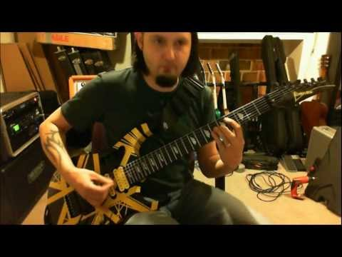 King Diamond - Mother's Getting Weaker (guitar cover)