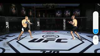 KHABIB NURMAGOMEDOV VS CONOR McGREGOR (First Round KO)