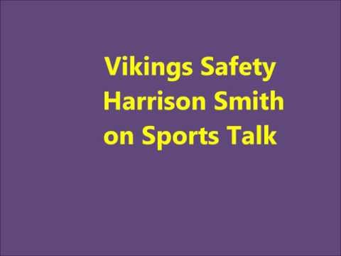 Harrison Smith on Sports Talk