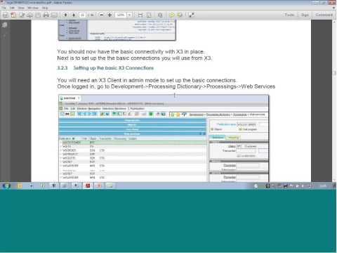 Enbu Webservice Framework for Sage ERP X3 and Sage CRM Integration 20140416 Webinar