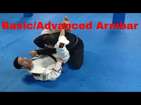Basic-advanced armbar from closed guard - Emerson Souza - Long Island Brazilian Jiu Jitsu and MMA Image 1